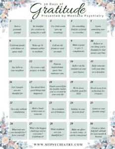 30 Days of Gratitude (TMS MT!!)